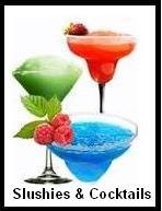 Slushie Frozen Cocktail Hire Slushie & Frozen Cocktail Hire